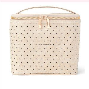 "Kate Spade ""Out to Lunch"" tote- brand new"